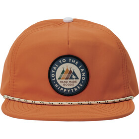 Hippy Tree Loyal Gorra Hombre, orange
